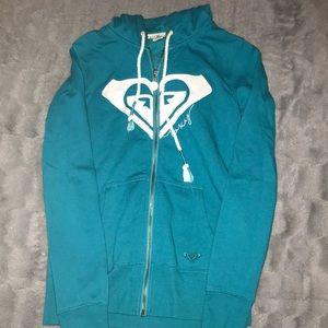 Jackets & Blazers - Women's roxy hoodie